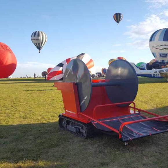 Balloon Roller 355